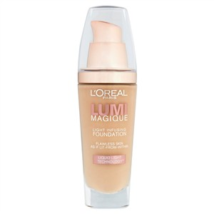 L'Oréal Paris Lumi Magique Light Infusing Foundation SPF18 (Various Shades)