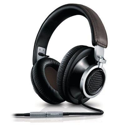 Philips Fidelio L1 Over-Ear Headphones with Remote/Mic