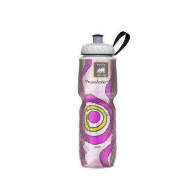 Polar Bottles April Showers 24-Ounce Water Bottle
