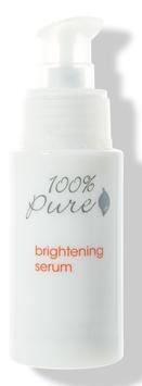 100% Pure Brightening Serum
