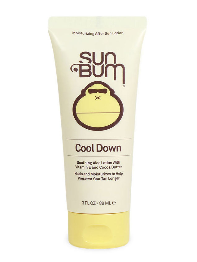 Sun Bum Cool Down Moisturizing Aloe Lotion