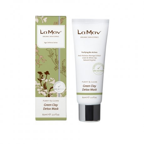 La Mav Green Clay Detox Mask