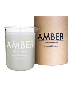 Amber Candle 248g by Laboratory Perfumes