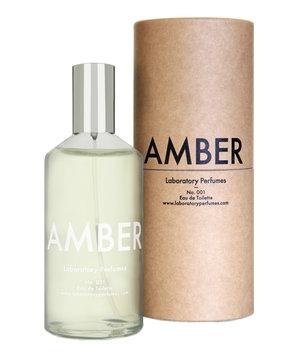 Amber Eau de Toilette 100ml by Laboratory Perfumes