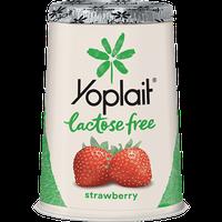 Yoplait® Lactose Free Strawberry Yogurt