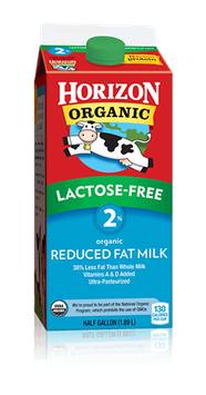 Horizon Lactose-Free Reduced Fat Milk