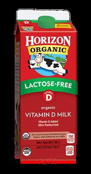 Horizon Lactose-Free Vitamin D Milk