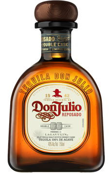 Don Julio Reposado Double Cask Lagavulin Aged Edition