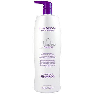 Lanza Healing Smooth Glossifying Shampoo, 33.8 Fl Oz
