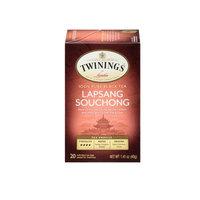 TWININGS® OF London Lapsang Souchong Tea Bags