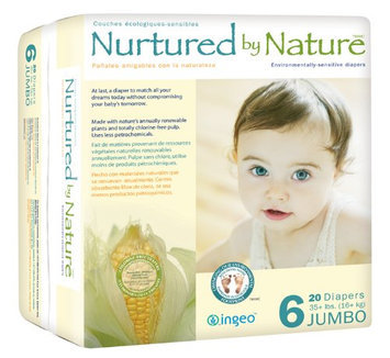 Nurtured by Nature Diapers