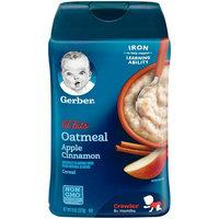 Gerber® Lil' Bits® Cereal Oatmeal Apple Cinnamon