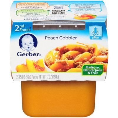 Gerber® 2nd Foods® Peach Cobbler