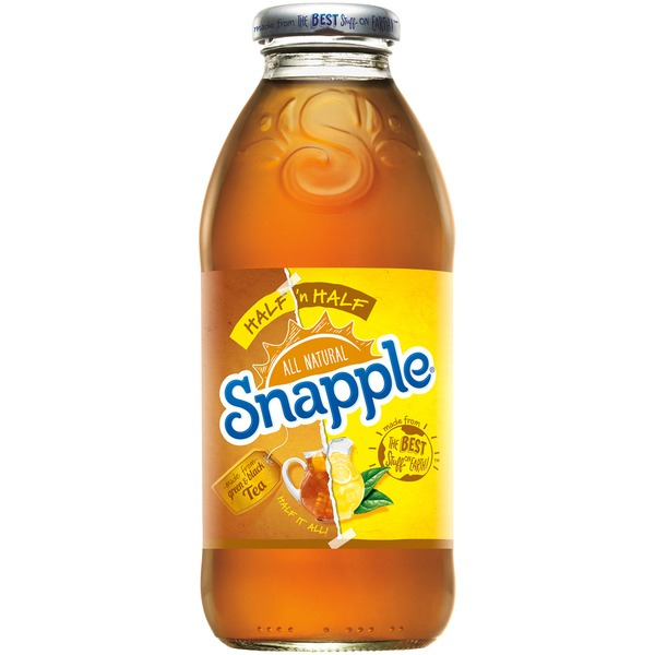 Snapple All Natural Half n' Half Lemonade Iced Tea
