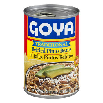 Goya® Refried Pinto Beans - Traditional