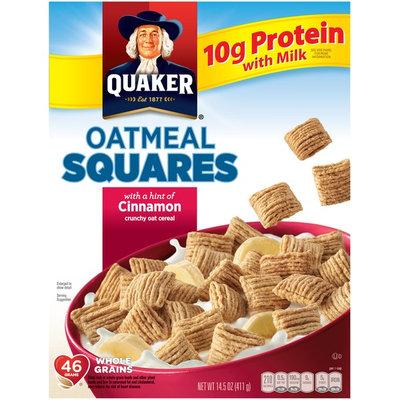 Quaker® Oatmeal Squares Cinnamon