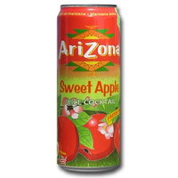 AriZona Sweet Apple Juice Cocktail