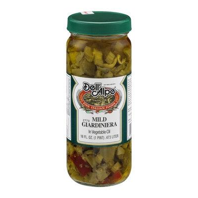 Dell'Alpe® Mild Giardiniera in Vegetable Oil