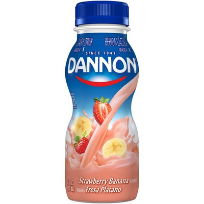 Dannon® Strawberry Banana Dairy Drink