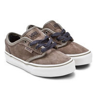 Grey Suede Atwood Trainers