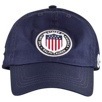 Navy USA Country Cap