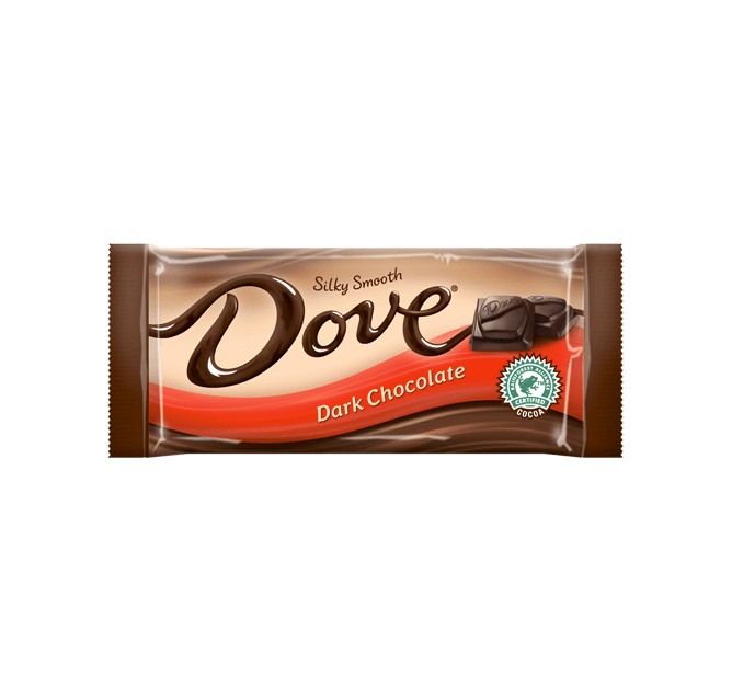 Dove Chocolate Silky Smooth Dark Chocolate Large Bar