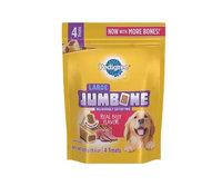 Pedigree® Large Jumbone®  Bites Beef Flavor Dog Treats