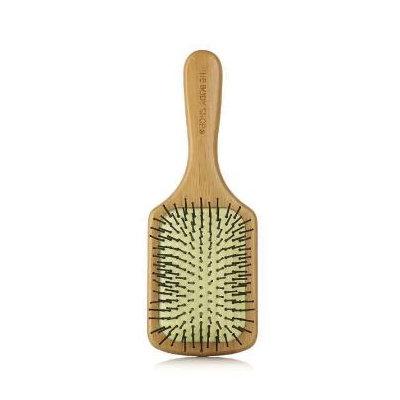 THE BODY SHOP® Large Bamboo Paddle Hairbrush
