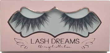 lash dreams Angelic Faux Mink Lash