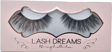 lash dreams Halo 3D Faux Mink Lash