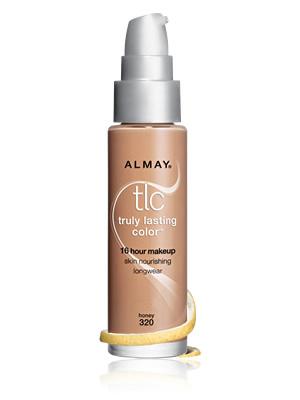 Almay Truly Lasting Color™ Liquid Makeup