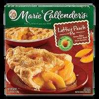 Marie Callendar's Lattice Peach Pie