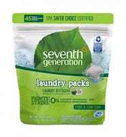 Seventh Generation Citrus & Cedar Laundry Detergent Packs