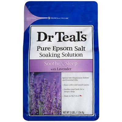 Dr Teal's® Soothe & Sleep Pure Epsom Salt Soak With Lavender