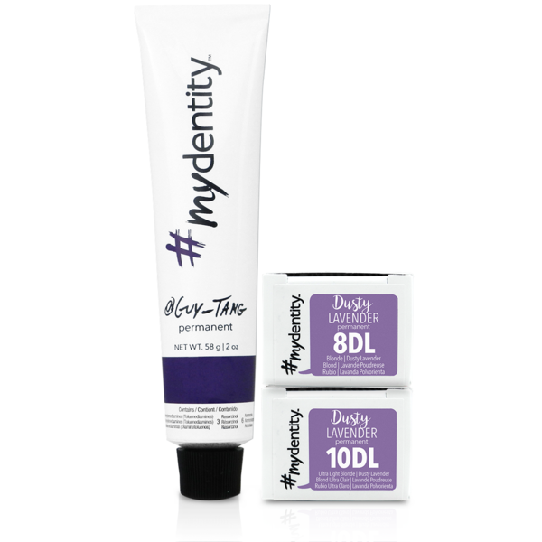 #mydentity by Guy Tang Permanent Dusty Lavender 10DL