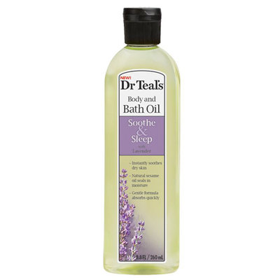 Dr Teal's® Soothe & Sleep Bath & Body Oil