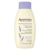 Aveeno® Active Naturals Stress Relief Body Wash with Lavender