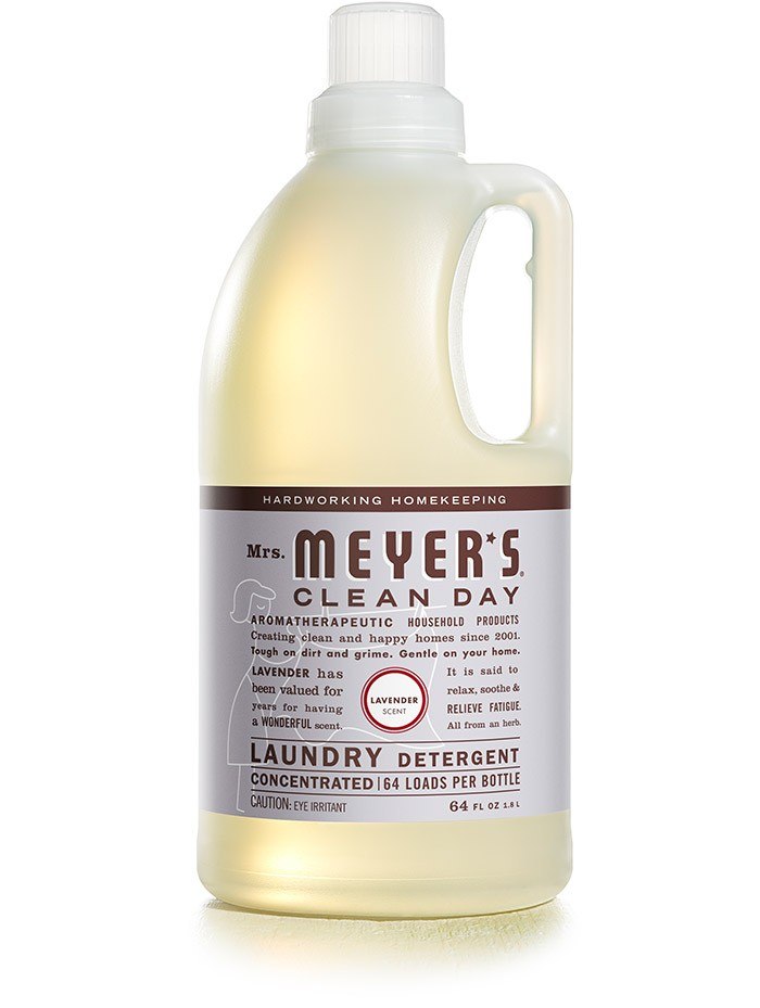 Mrs. Meyer's Clean Day Lavender 64 Load Laundry Detergent