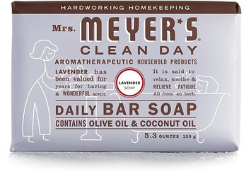 Mrs. Meyer's Clean Day Lavender Daily Bar Soap