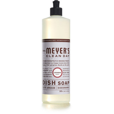 Mrs. Meyer's Clean Day Lavender Dish Soap