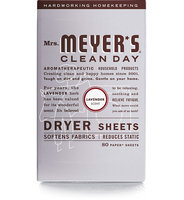 Mrs. Meyer's Clean Day Lavender Dryer Sheets