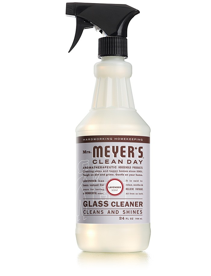 Mrs. Meyer's Clean Day Lavender Glass Cleaner
