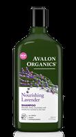 Avalon Organics Nourishing Lavender Shampoo