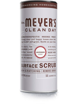 Mrs. Meyer's Clean Day Lavender Surface Scrub