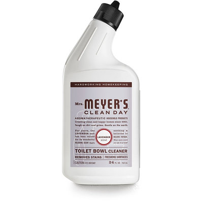 Mrs. Meyer's Clean Day Lavender Toilet Bowl Cleaner