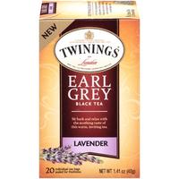 Twinings of London Earl Grey Black Tea Lavender
