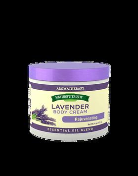 Nature's Truth Lavender Body Cream