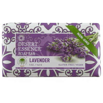 Desert Essence Lavender Soap Bar
