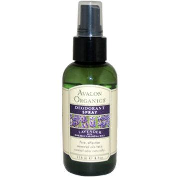Avalon Organics Lavender Deodorant Spray