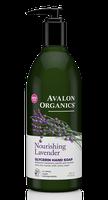 Avalon Organics Nourishing Lavender Glycerin Hand Soap